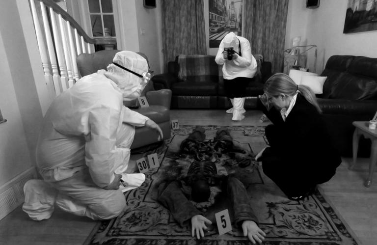 Jouer meurtre et mystère
